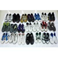 China Grade A++ Summer Men Used Sport Shoes In Bales , Used Shoes and Clothing for Export on sale