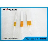 Buy cheap PTC heater MCH heater heating element for haircut apparatus 70*20*1.3mm from Wholesalers