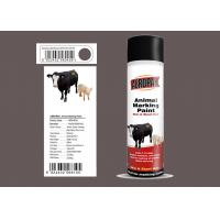 Wholesale Light Green Animal Marking Spray Paint For Pig With MSDS Certification from china suppliers