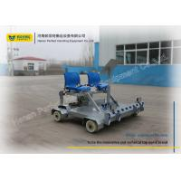 Buy cheap Lithium Battery Railroad Speeder Cars Steel Railroad Bogie Customized Color from wholesalers