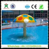 Wholesale School water fountain water park equipment water mushroom for swimming pool from china suppliers