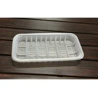 China 19cmx12cm PP Disposable Food Trays Rectangular For Vegetable on sale