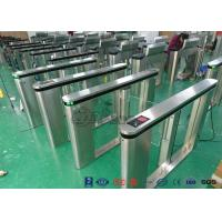 Wholesale Pedestrian Management  Automatic Entry  Auto Gate  Door Access turnstiles entry systems from china suppliers