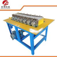 Buy cheap Easy Operate Colour Coated Sheet Bending Machine For Interior / Exterior Wrapping from wholesalers