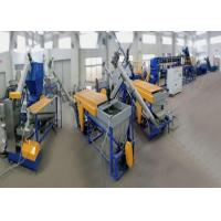 Wholesale PET Material Washing Plastic Recycling Line Post Consumer Bottles Flakes Washing from china suppliers