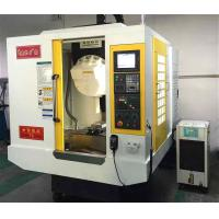 China Siemens Spindle Speed Center Drilling Machine , Vertical CNC Drilling Equipment on sale