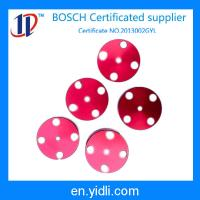 Buy cheap Aluminum circle, metal rings with kinds of specification, red block from wholesalers