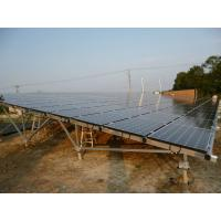 Wholesale Aluminum Solar Panel Mounting System PV Panel Support Structure Easy Installation from china suppliers