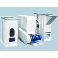 Quality DTG20 / 13 White Carbon Belt Elevator Vertical Transporting Equipment For Rice for sale