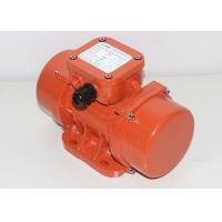 China Electric Ac Vibration Motor , Industrial Electric Vibrators For Concrete Vibrating Table on sale