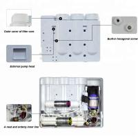 Quality Household kitchen ozone portable ro water purifier spare parts for sale