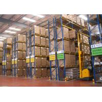 Buy cheap Adjustable steel heavy duty pallet racking storage system for warehouse from wholesalers