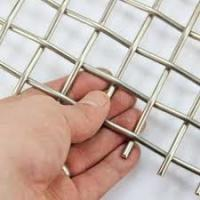 Wholesale Stainless steel wire mesh customized sizes,10.9mm aperture size woven wire mesh,304 stainless steel wire mesh filter from china suppliers