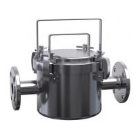 Buy cheap SS304/SS316L JTGCX Magnetic Fluid Filter Sanitary Filter Housing for Ice cream, from wholesalers