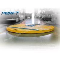 Wholesale Factory Transfer Material Handling Turntable For Workshop Material Turnover Transportation from china suppliers