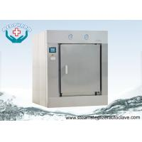 Wholesale Motorized Hinge Door Hospital Autoclaves With High Effective Vacuum Pump And Built in Printer from china suppliers