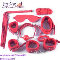 Buy cheap Red Bondage Restraints Sex Game Bondage Fetish  Toys for Game Tools Playing from Wholesalers