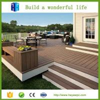 Wholesale Newteck engineering flooring/wood and plastic composite decking/wpc outdoor flooring from china suppliers