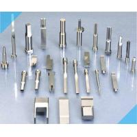 China Drilling Wire EDM Welding CNC Turned Parts For Electric Motor Spare Parts on sale