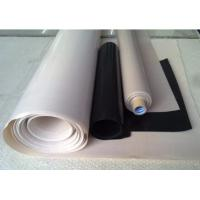 China High Temperature Ptfe Coated Glass Fibre Fabric Chemical Resistance for sale