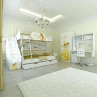 Wholesale E0 Grade Kids' Bunk Bed Furniture, Children's Furniture, Home Product/Ladder Chest/Disney/Princess from china suppliers
