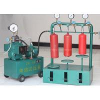 China Dry Powder CO2 Extinguisher Testing Machine on sale