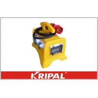China Yellow MCB RCD Electric Distribution Box Mobile Industrial Socket Box on sale