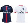 Wholesale Mens Soccer Jerseys PSG Paris Saint - Germain Ibrahimovic Home Blue Thai from china suppliers