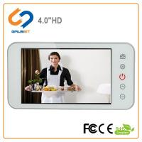 Wholesale Home Wide Angle Smart Digital Door Viewer 160 Degree 4.0 Inch LCD Screen Size from china suppliers