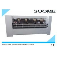 Wholesale Blade Electric Adjusted Type Paperboard Slitting Machine For Corrugated Paperboard from china suppliers