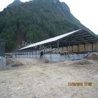 Wholesale Structural Steel Poultry House for Pig or Goat Barns with high standard quality from china suppliers