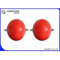 Wholesale Red Orange  Power Line Marker Balls On Electrical Transmission Lines from china suppliers