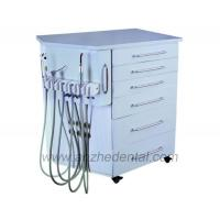 Buy cheap Good price factory high quality portable dental cabinet unit with wheel and from wholesalers