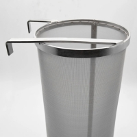 Wholesale Woven Ss304 300-400mm Beer Brewing Basket from china suppliers