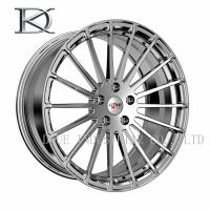 Machined Aluminum Forged Wheels