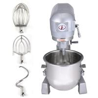 China 20L / 5KG Planetary Dough Mixer Egg Beater 3-Mixing Accessories Food Processing Equipments on sale