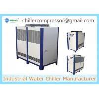 Wholesale 5 ton Recirculation Air Cooled Water Chiller Glycol Chiller for Carnonated Drinks Cooling from china suppliers