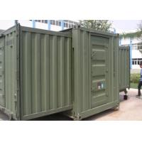 China Prefab Shipping Temporary Storage Containers Homes Buildings With Simple Decoration on sale