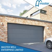 China Electric Warehouse Overhead Sectional Automatic Fast Rolling Overhead Garage Door on sale