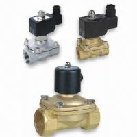 Wholesale 2W Series Solenoid Valves with Direct Acting Pattern and -5 to 80° Celsius Temperature from china suppliers