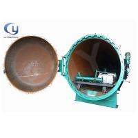 Wholesale Automated Control Pressure Pole Treatment Plant Autoclave Wood Horizontal Type from china suppliers