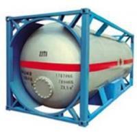 China Refrigerant Gas R22 R134A in ISO Tank on sale