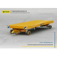Wholesale Workshop Galvanised Plant Trailer Easily Turning Convenient For Transporting from china suppliers