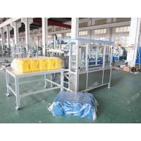 China PET PP PE Bottle Bagging Machine / 100ml - 5L Auto Packing Machine on sale