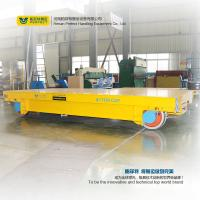 Buy cheap Industry Engineering Industrial Heavy Load Battery Powered Transfer Car for Die Transfer from wholesalers