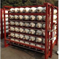 OD 279mm CNG Storage Vessels Cylinder with CrMo Steel Material 25MPA Work Pressure