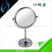 China table double side makeup mirror, desktop magnifying mirror on sale