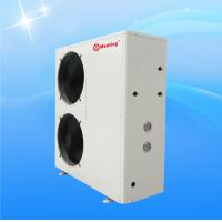 Quality Energy Saving Air Force Heat Pump , Commercial Swimming Pool Air Source Heat Pump for sale