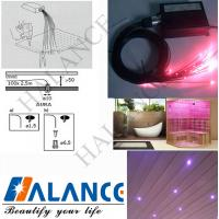 16W Optical Fiber Sky Lighting Kits for Sauna Room Ceiling Lights