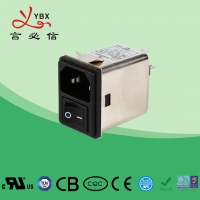 Wholesale Multiple Output General 0.3uA Socket RFI Power Filter from china suppliers